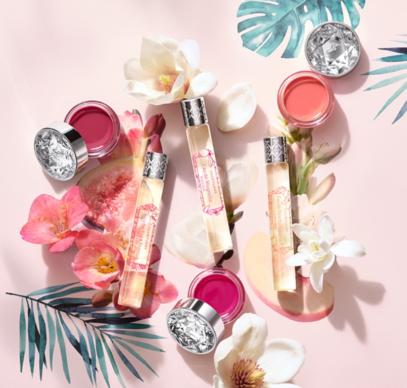 夢のような楽園をイメージ。ジルスチュアートの3つの新しい香りに注目!