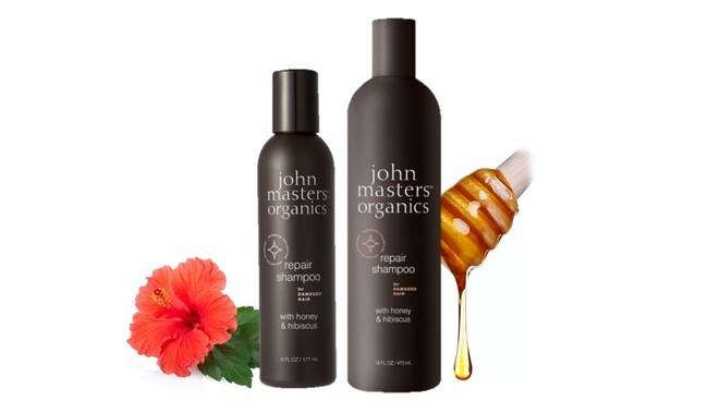 john masters organicsの大ヒット「H&Hリペアシャンプー」が進化して新発売