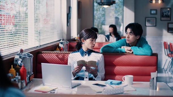 口臭ケアと美白のW効果!「NONIO」新CMに人気若手俳優2人を起用
