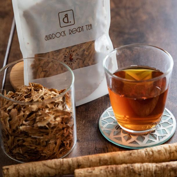 食物繊維たっぷりのごぼう茶で腸活を始めよう!35%オフキャンペーン