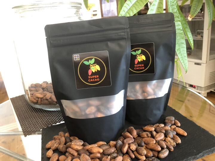 アンチエイジングはカカオ豆で!無添加カフェの「スーパーカカオ」