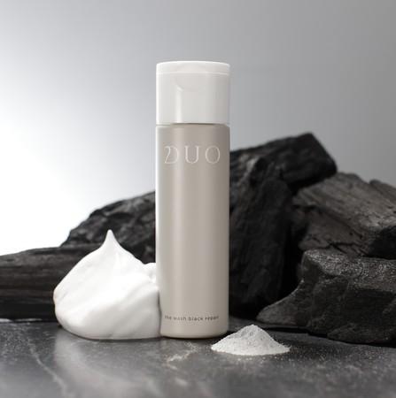 黒ずみ・テカリ・ザラつきをトリプルブロック!DUOより酵素洗顔パウダー発売