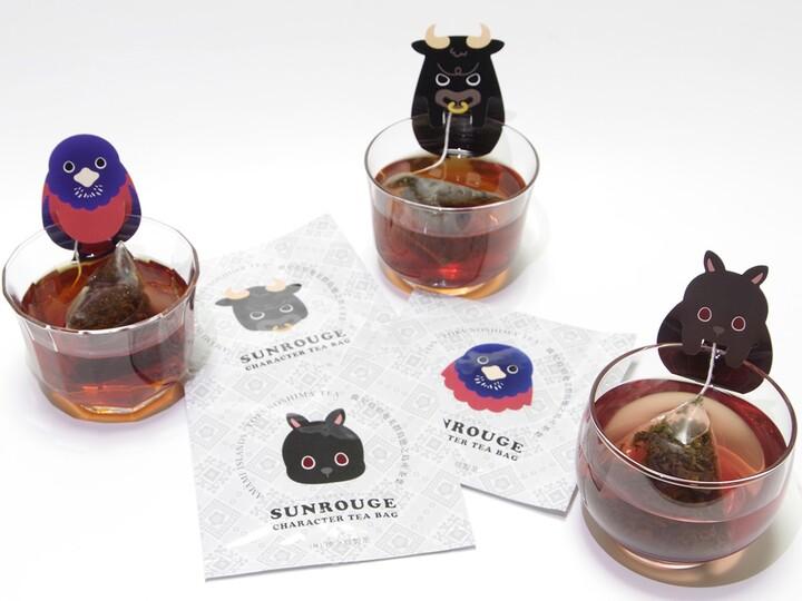 奄美群島の赤いお茶でアンチエイジング効果を!