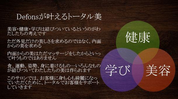 建物全体が美容施設!渋谷区に「Defons」オープン