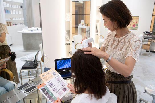 女性と美容師のマッチングサイト「kamista(カミスタ)」阪神エリアへ進出