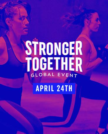 【4月24日開催】『STRONG NATION』を無料で体験!